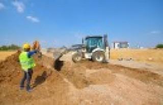 KASKİ'den Türkoğlu'na İlave Kanalizasyon Hattı