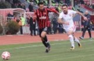 Kipaş Kahramanmaraşspor: 1 - Ottocool Karagümrük:...
