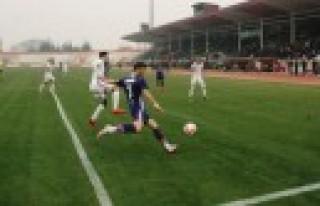Kipaş Kahramanmaraşspor: 2 - Şanlıurfaspor: 1