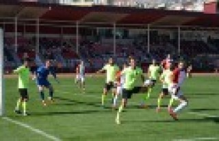 K.Maraş BBS 0-1 Sancaktepe