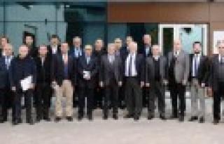 KMTSO Meclisi Bursa Sanayisini İnceledi