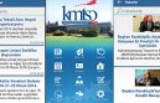 KMTSO Mobil Uygulaması Yayında