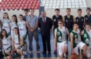KSÜ Basketbol Takımı 2.lige Yükseldi