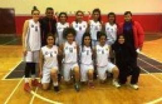 KSÜ Bayan Basketbol Takımı 1. Lige Yükseldi