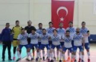 KSÜ Futsal, 62 Üniversite Takımı Arasında İlk...