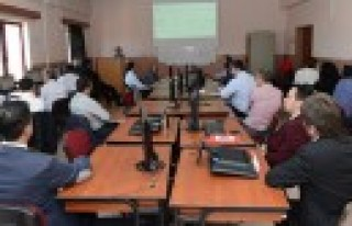 """KSÜ'de """"Elektronik Belge Yönetim Sistemi ve..."""