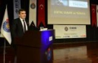 KSÜ'de Endüstri 4.0 Konferansı Düzenlendi