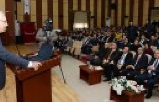 """KSÜ'de """"Tarımsal Yüksek Öğretimin 170. Yıldönümü""""..."""