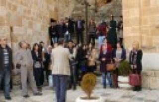 KSÜ'nün İlk Kafilesi Eshab-I Kehf'te