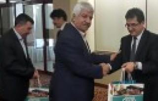 Kültür Daire Başkanları Kahramanmaraş'a Geldi