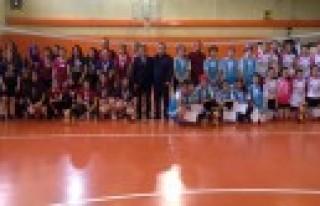 Liseler Voleybol(A) İl Birinciği Turnuvası Tamamlandı