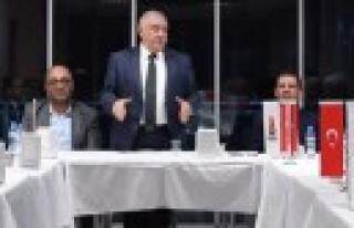 Mahçiçek; Bu Ülke Nice Tayyip Erdoğanlar Çıkartmalı