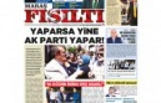 Maraş Fısıltı Gazetesi, Yayın Hayatına Başladı
