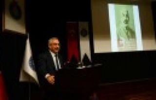 Mehmet Akif Ersoy KSÜ'de Anıldı