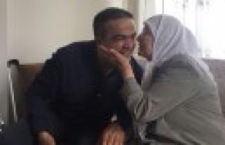 Meşe, Annelerin Dualarını Aldı