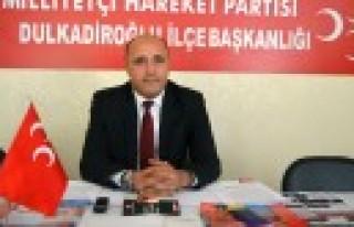 MHP Dulkadiroğlu İlçe Başkanlığı Referanduma...