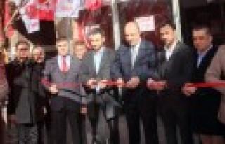 MHP Dulkadiroğlu Teşkilatı Üye Çalışmalarına...