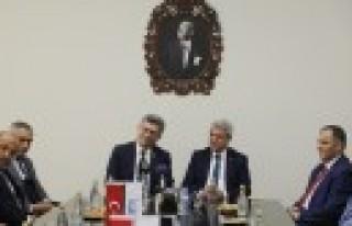 Mhp Genel Başkan Yardımcısı Sefer Aycan'dan KMTSO'YA...
