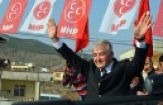 MHP Şekeroba Seçim Bürosu Coşku İle Açıldı