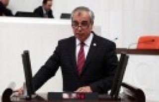 MHP'li Tor Meclis Kürsüsünde Konuşma yaptı