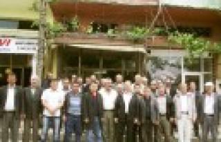 MHP'ye Gönül Verenler İştişare Toplantısında...
