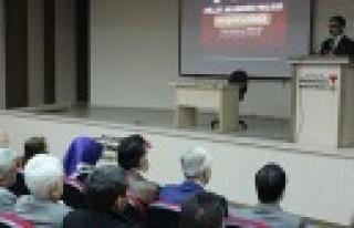 Millet Akademisi'nde Muhtarlar Ders Başı Yaptı