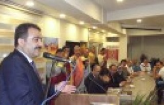 Milletvekili Çitil'den, Afşinder'e ziyaret