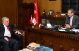 Muhasebeciler Odası'ndan Başkan Poyraz'a Ziyaret