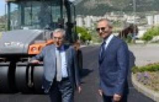 Onikişubat Belediyesi KSÜ'de 21 Bin Metrekare...