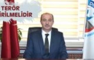 Özdemir; Terör, Türkiye'nin Kalbini Hedef Aldı
