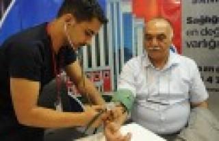 Özel Sani Konukoğlu Hastanesi GAPSHOES'ta Stant...