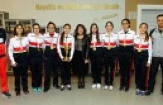 Özel Sanko Okulları Şampiyonluğu Kimseye Bırakmıyor