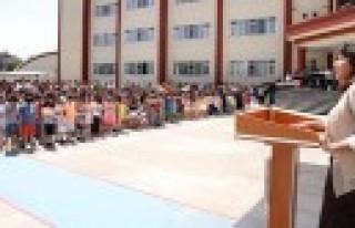 Özel Sanko Okulları'nda Karne Heyecanı