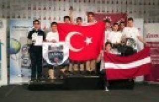 Özel Sanko Okulları'nın Dünya Şampiyonluğu...