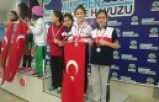Özel Sanko Okullarının Yüzme Başarısı