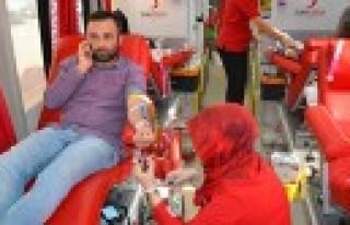 Özel Sular Vatan Hastanesi Çalışanları Kan Bağışında...
