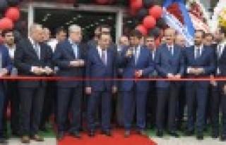 Özlem Tuhafiye Yeni Şubesi Açıldı