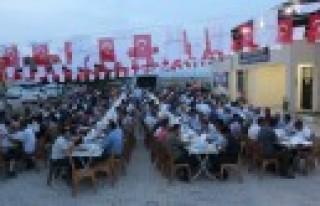 Pazarcık Belediyesinden Muhteşem İftar Programı