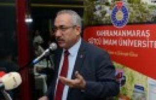 Rektör Deveci, 2017 KSÜ Faaliyetlerini Değerlendirdi