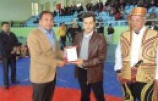 Şalvar Güreşi'nde Türkiye Şampiyonuyuz