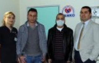 Sani Konukoğlu Hastanesi Umut Olmaya Devam Ediyor