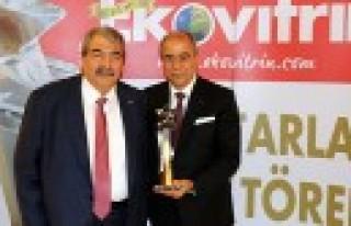 Sanko Holding'e Yılın İhracatçısı Ödülü
