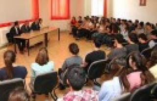 Sanko Öğrencilerine Meslek Seçimi Önerisi