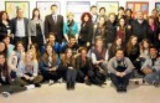 Sanko Okulları Koordinatör Okul Olarak Hırvatistan'a...
