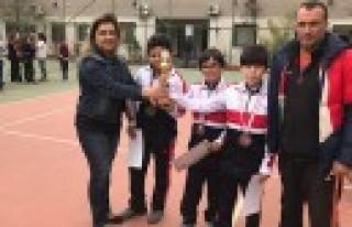 Sanko Okullarının Kort Tenisi Başarısı