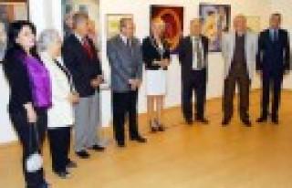 Sanko Sanat Galerisi'nde, 32 Sanatçının Eserlerinin...
