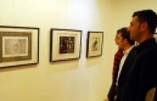 Sanko Sanat Galerisi'nde Katı' Sergisi