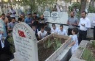Şehit Bleda Aybars Tekin Vefatının Yıldönümünde...