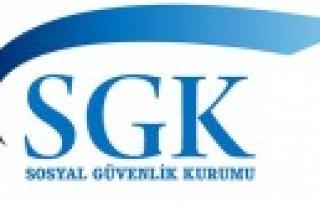 SGK'dan Önemli Duyuru