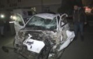 Sigara Kaçakçıları Bu Otomobilden Sağ Çıktı...
